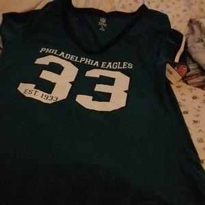 Philadelphia eagles tshirt